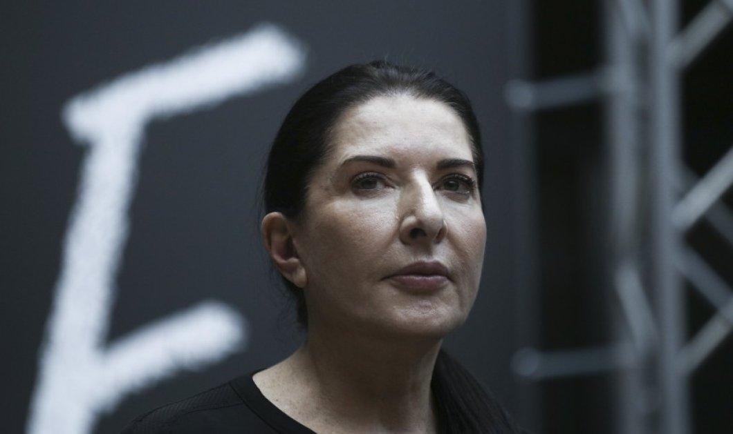 Oι πρώτες φωτογραφίες από την Μαρίνα Αμπράμοβιτς & την μέθοδο της στο Μουσείο Μπενάκη - Κυρίως Φωτογραφία - Gallery - Video