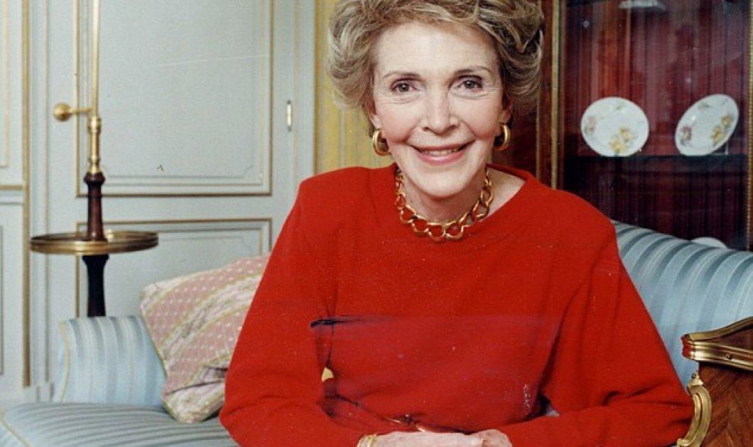 Εφυγε από τη ζωή, σε ηλικία 94 ετών, η Νάνσι Ρίγκαν σύζυγος του προέδρου των ΗΠΑ, Ρόναλντ Ρίγκαν - Κυρίως Φωτογραφία - Gallery - Video