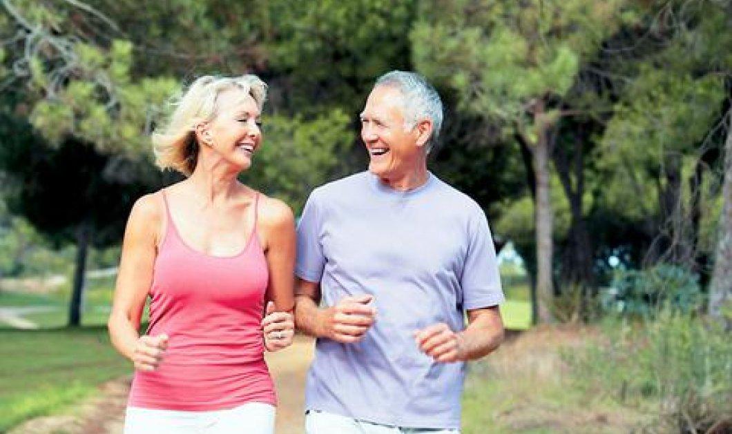 Οι ηλικιωμένοι που ασκούνται έχουν μεγαλύτερη διαύγεια σκέψης και καλύτερη μνήμη - Κυρίως Φωτογραφία - Gallery - Video