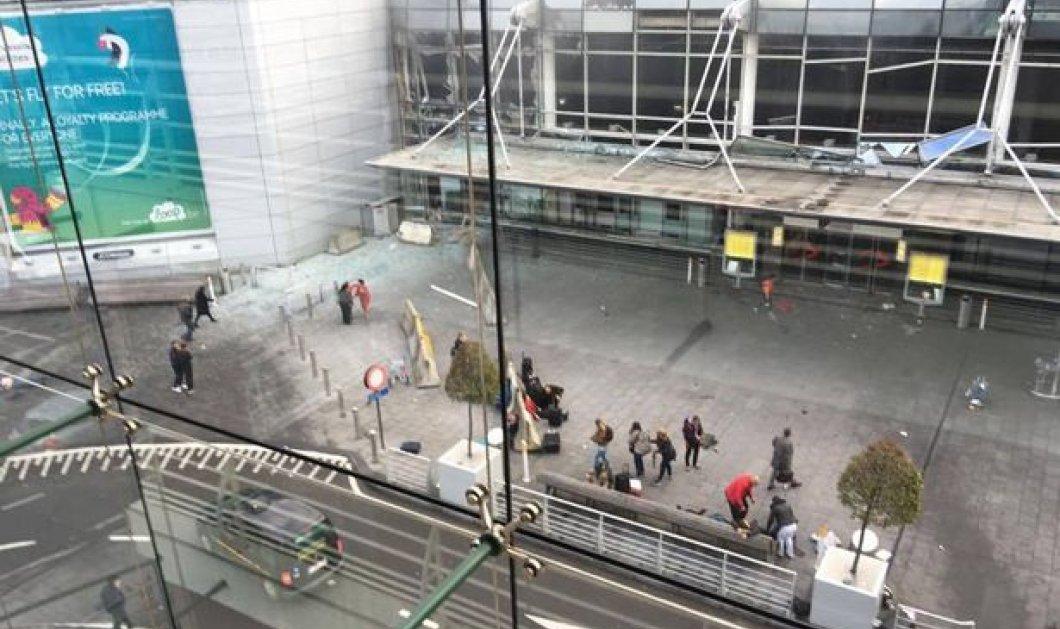 Δρακόντεια μέτρα ασφαλείας σε Βέλγιο, Γερμανία, Βρετανία, Ολλανδία & Γαλλία μετά το τρομοκρατικό χτύπημα των Βρυξελλών - Κυρίως Φωτογραφία - Gallery - Video