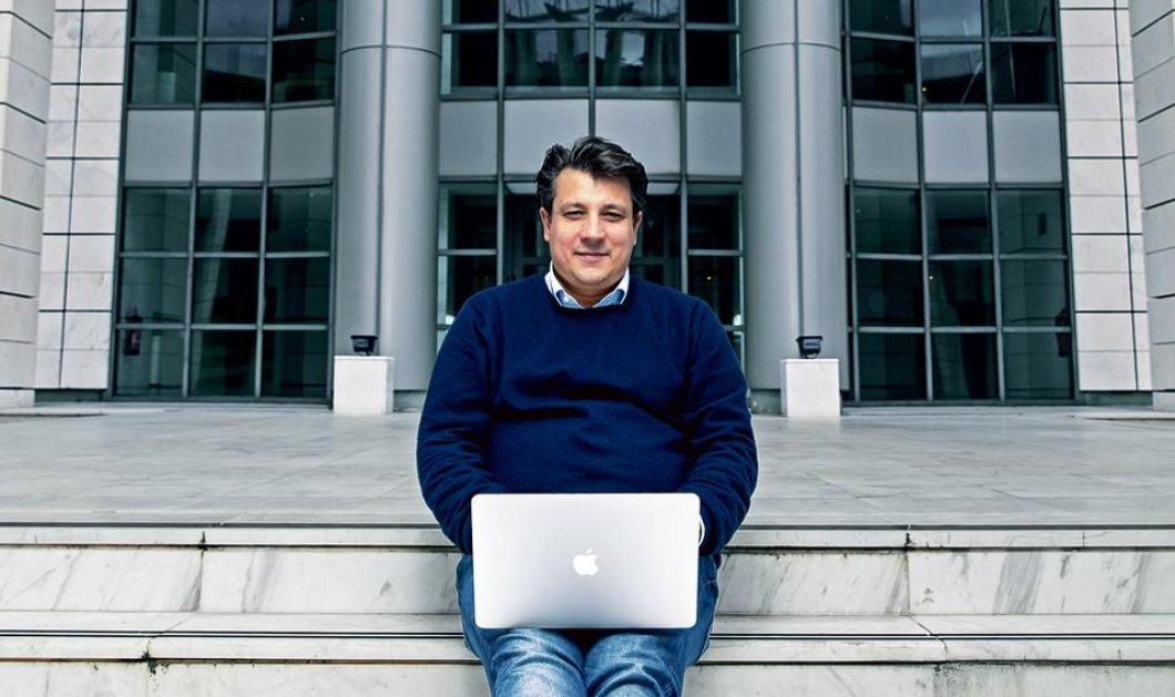 Μade in Greece o Εμμανουήλ Δερμιτζάκης: Ανακάλυψε πως αναπαράγονται τα νέα κύτταρα    - Κυρίως Φωτογραφία - Gallery - Video