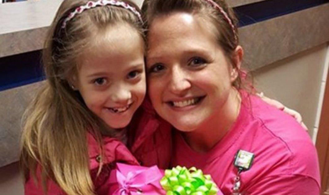 Συγκλονίζει η υπέροχη δασκάλα που δώρισε το νεφρό της για να σώσει μια μαθήτρια της (ΒΙΝΤΕΟ) - Κυρίως Φωτογραφία - Gallery - Video