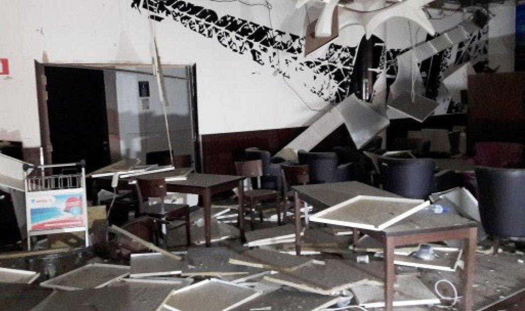 Απόλυτη καταστροφή: Οι πρώτες φωτό από το αεροδρόμιο των Βρυξελλών μετά τις τρομοκρατικές επιθέσεις - Κυρίως Φωτογραφία - Gallery - Video