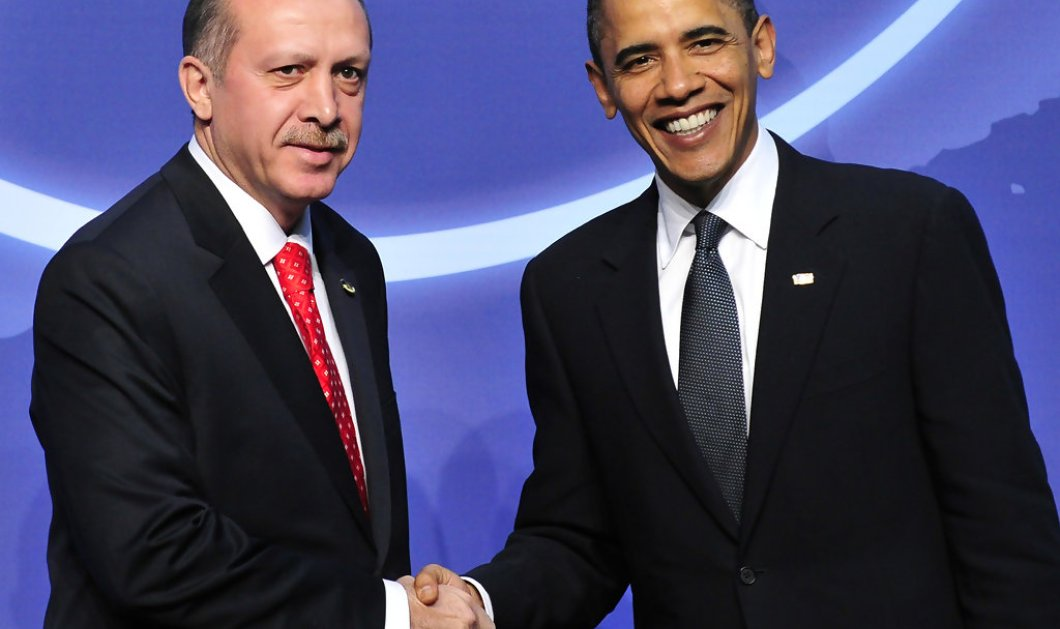 To γινάτι βγάζει μάτι: Ο Ερντογάν πάει Αμερική και ο Ομπάμα δεν δέχεται να τον δει  - Κυρίως Φωτογραφία - Gallery - Video