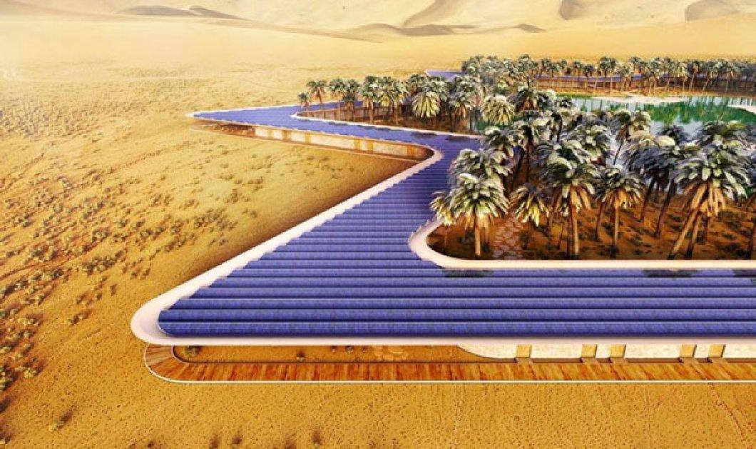 Oasis Eco Resort: Η  φαντασμαγορική όαση - Πράσινο πολυτελέστατο ξενοδοχείο στην μέση της ερήμου - Κυρίως Φωτογραφία - Gallery - Video