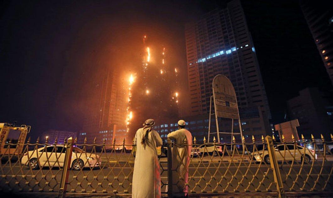 Νέα πυρκαγιά σε ουρανοξύστες στα Ηνωμένα Αραβικά Εμιράτα - Φώτο & βίντεο, η τρίτη σε 1 χρόνο  - Κυρίως Φωτογραφία - Gallery - Video
