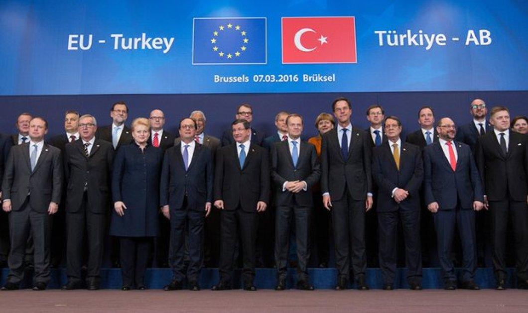Αξιωματούχος της Ε.Ε στο Reuters: Καμία απόφαση στην σημερινή Σύνοδο Κορυφής - Χρειάζεται περισσότερος χρόνος  - Κυρίως Φωτογραφία - Gallery - Video