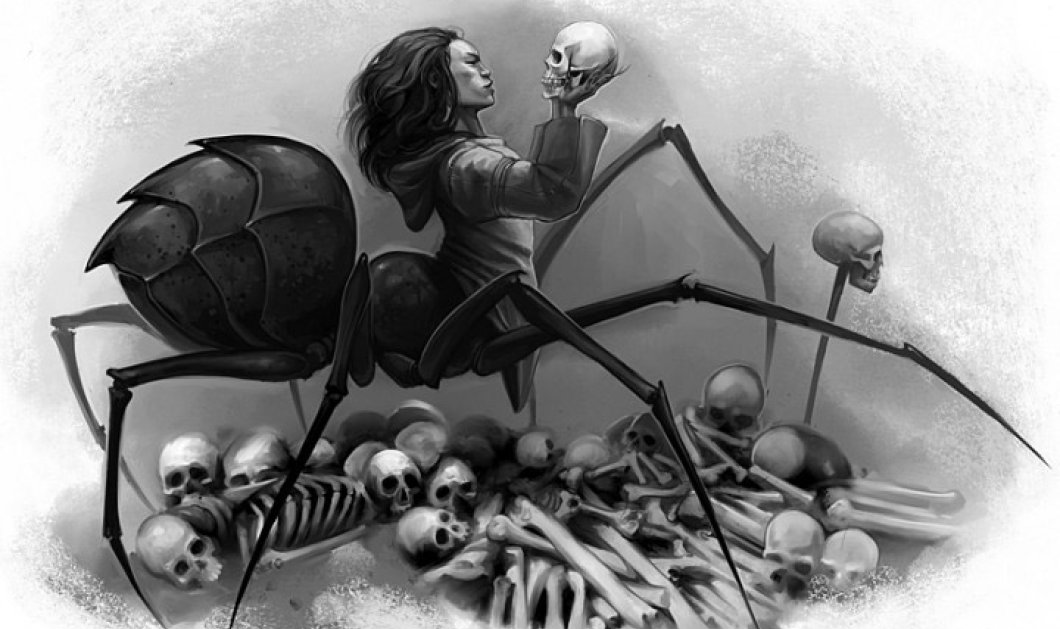 Greek Mythos της Αράχνης: Η κόρη αριστοκράτη απαράμιλλης ομορφιάς που προκάλεσε την Βασίλισσα Ήρα ... - Κυρίως Φωτογραφία - Gallery - Video