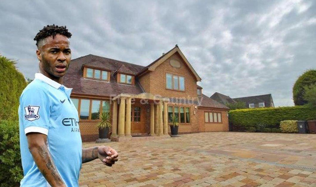 Αυτό το σπίτι πουλιέται 1,2 εκ λίρες και δεν βρίσκει αγοραστή - Σε ποιον διάσημο ποδοσφαιριστή ανήκει;    - Κυρίως Φωτογραφία - Gallery - Video