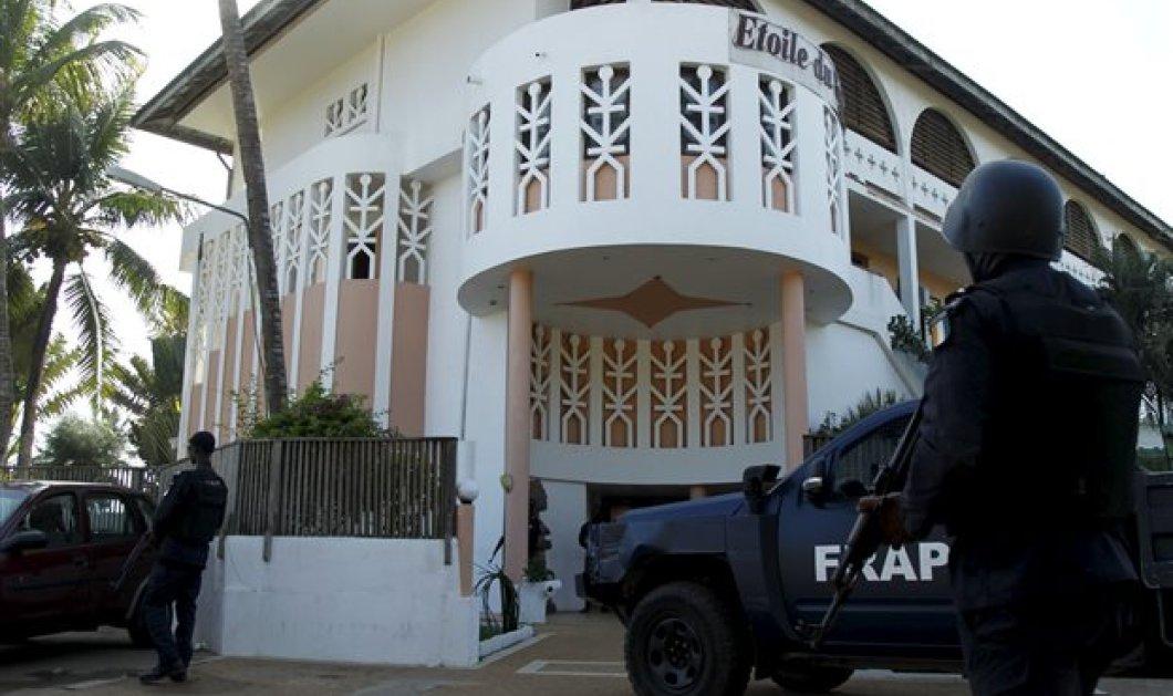 Επίθεση ενόπλων σε τουριστικό θέρετρο στην Ακτή Ελεφαντοστού - Στους 20 οι νεκροί  - Κυρίως Φωτογραφία - Gallery - Video