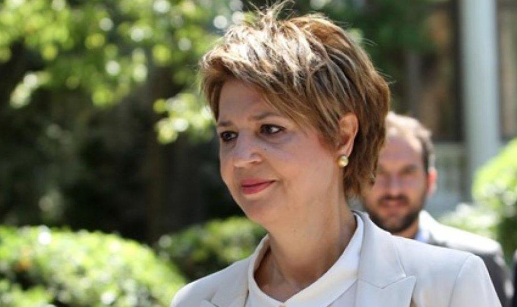 Ολ. Γεροβασίλη: Είναι δικαίωμα του κ. Μητσοτάκη να ζητήσει εκλογές αλλά πρέπει να το σκεφτεί - Κυρίως Φωτογραφία - Gallery - Video
