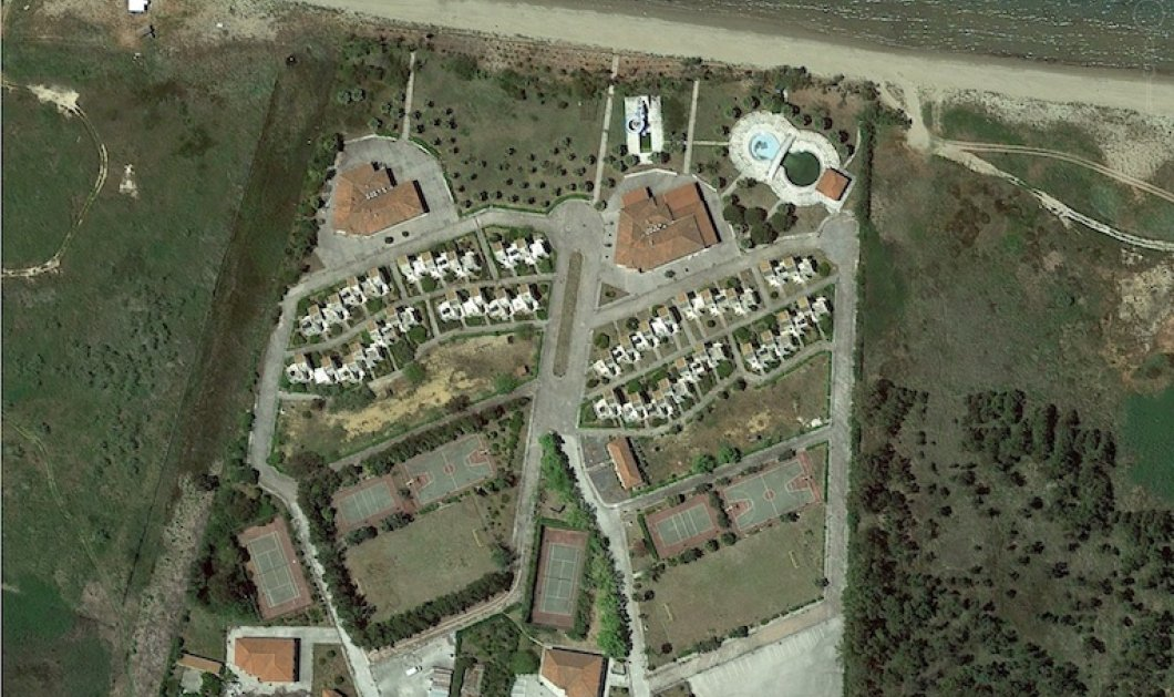 Αυτό είναι το παραθεριστικό κέντρο της Ηλείας που θα μεταφέρουν τους πρόσφυγες - Με πισίνες & γήπεδα τένις - Κυρίως Φωτογραφία - Gallery - Video