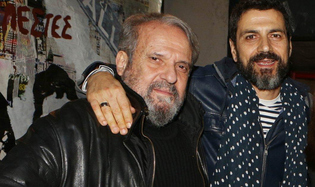 Η συγκινητική ομιλία του Κώστα Φαλελάκη στα Βραβεία Ελληνικής Ακαδημίας Κινηματογράφου - Παρέλαβε το βραβείο του Μηνά Χατζησάββα  - Κυρίως Φωτογραφία - Gallery - Video