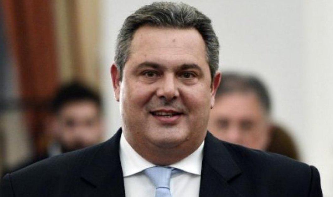 Δήμος Βερύκιος στο Twitter: Τα μαζεύει ο Καμμένος από το υπουργείο Εθνικής Άμυνας - Κυρίως Φωτογραφία - Gallery - Video