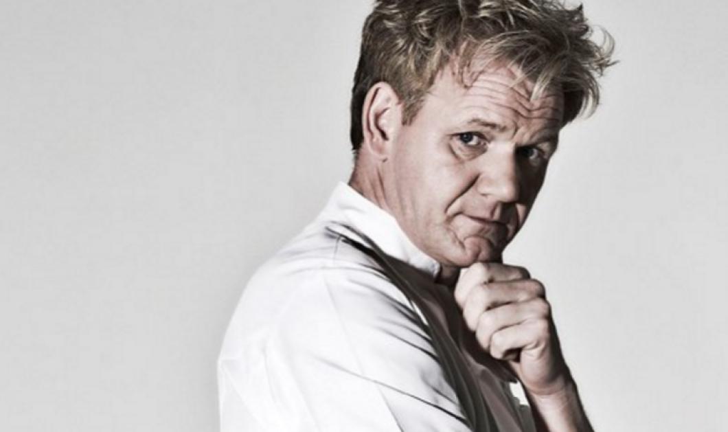 Ο πολυβραβευμένος σεφ Gordon Ramsay μας μαθαίνει 5 βασικές & χρήσιμες δεξιότητες στη μαγειρική  - Κυρίως Φωτογραφία - Gallery - Video