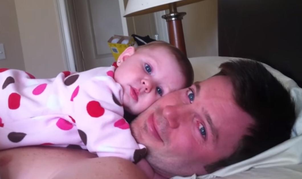 Το βίντεο της ημέρας: Αυτοί οι 9 μπαμπάδες πρέπει να γίνουν παράδειγμα προς μίμηση για όλους μας - Κυρίως Φωτογραφία - Gallery - Video