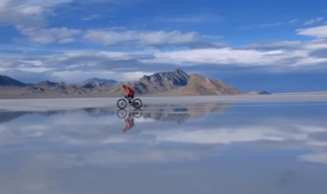 Ονειρικό βίντεο με την πιο όμορφη διαδρομή με ποδήλατο που θα μπορούσε να υπάρξει! - Κυρίως Φωτογραφία - Gallery - Video