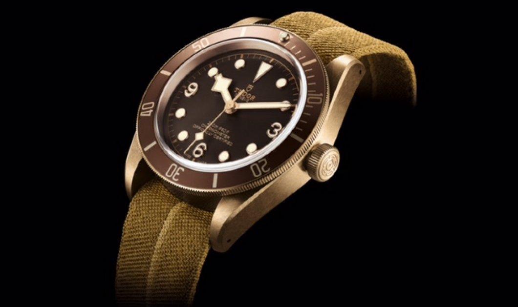 Ήρθαν τα νέα φανταστικά ρολόγια της Tudor - Για άντρες & γυναίκες - Κυρίως Φωτογραφία - Gallery - Video