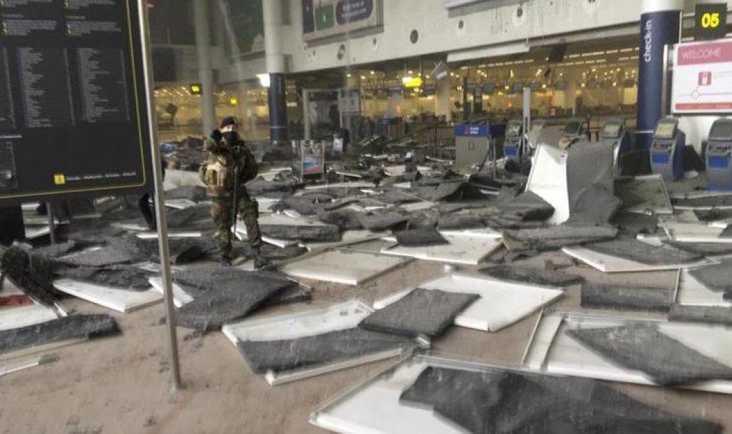 Μαθητές της Ευρυτανία στις Βρυξέλλες την ώρα της έκρηξης - Ο Μπακογιάννης στο Στρασβούργο  - Κυρίως Φωτογραφία - Gallery - Video