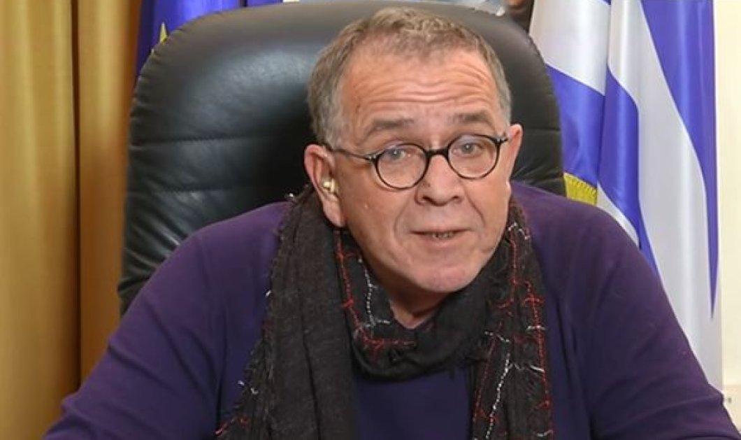 Μουζάλας στην Ευρωβουλή:  Δεν είμαστε περήφανοι για την Ειδομένη - Είναι Ευρωπαϊκό πρόβλημα - Κυρίως Φωτογραφία - Gallery - Video