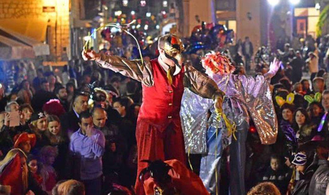 Το Ναύπλιο, στα χρώματα και τους ήχους της Βενετία, γιορτάζει το Καρναβάλι  - Κυρίως Φωτογραφία - Gallery - Video