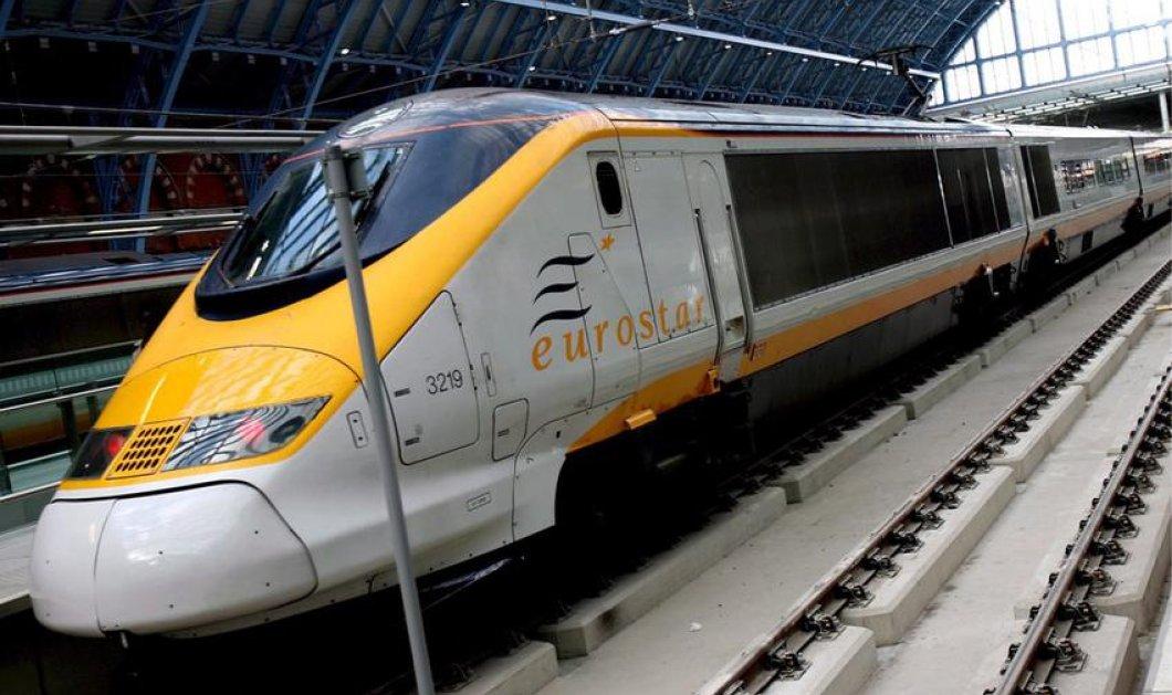 Η Eurostar ακυρώνει όλα τα δρομολόγια τρένων από και προς τις Βρυξέλλες  - Κυρίως Φωτογραφία - Gallery - Video