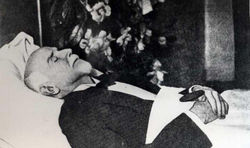 Ελευθέριος Βενιζέλος 80 χρόνια από τον θάνατο του: Σπάνιο φωτογραφικό υλικό της κηδείας του μέγιστου πολιτικού άνδρα  - Κυρίως Φωτογραφία - Gallery - Video