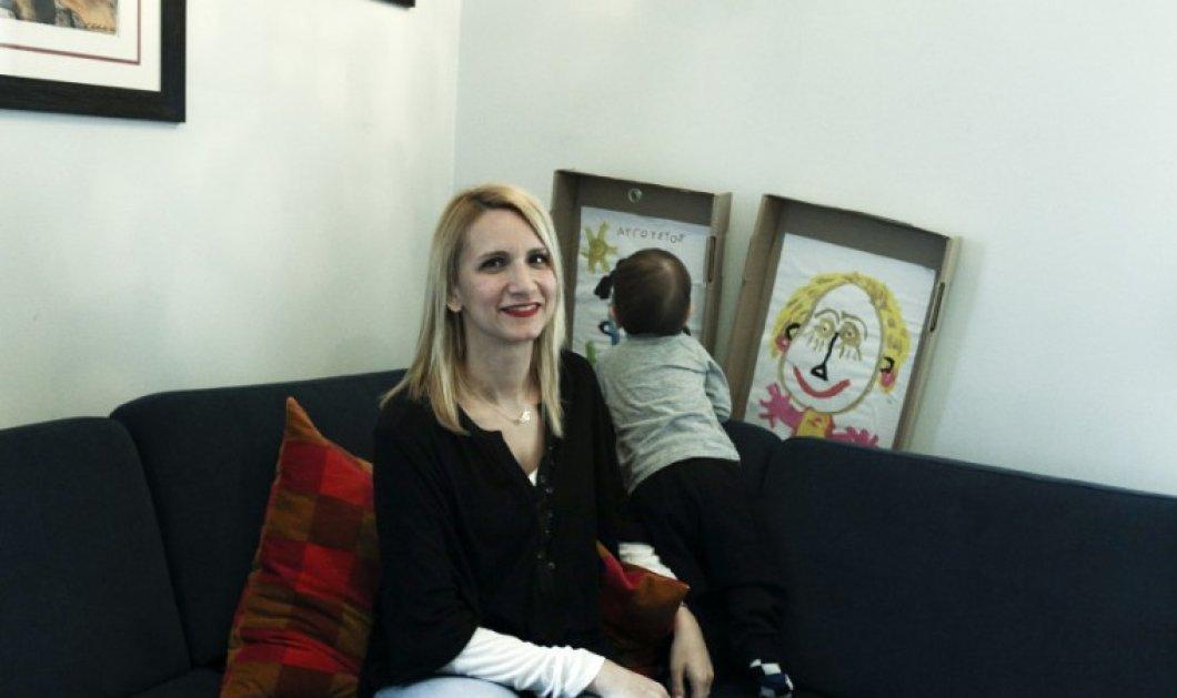 """Γιατί η μητρότητα στην Ελλάδα είναι το πιο δύσκολο """"επάγγελμα""""- Η ιστορία της Κατερίνας Βασιλοπούλου - Κυρίως Φωτογραφία - Gallery - Video"""