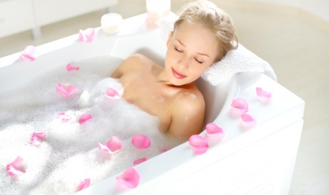 Home Spa: Εύκολα tips για να μεταμορφώσεις το βραδινό σου μπάνιο στην απόλυτη εμπειρία ομορφιάς & χαλάρωσης - Κυρίως Φωτογραφία - Gallery - Video