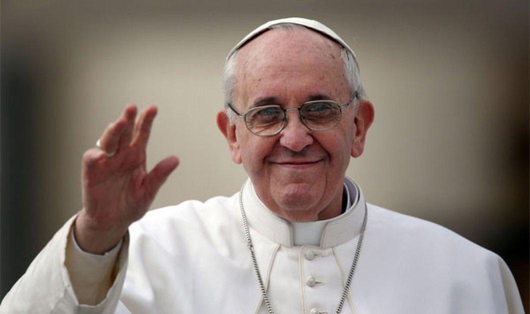 Η πρώτη φωτογραφία του Πάπα Φραγκίσκου το Instagram - Τι δήλωνει για το προσφυγικό και την Ευρώπη - Κυρίως Φωτογραφία - Gallery - Video