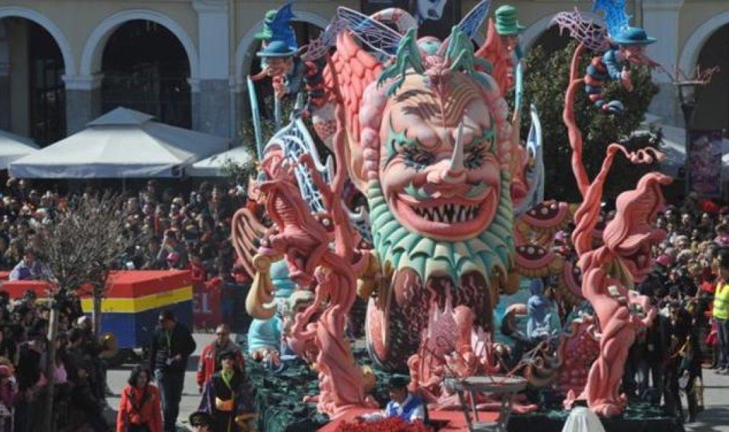 Σε καρναβαλικούς ρυθμούς όλη η χώρα - Ξέφρενη γιορτή, κέφι και χαρά - Κυρίως Φωτογραφία - Gallery - Video
