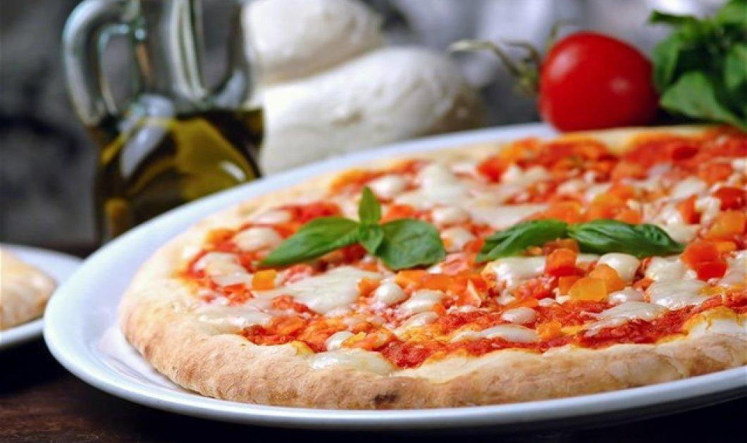 Η Ιταλία ζητεί να μπει η ναπολιτάνικη πίτσα στον κατάλογο της UNESCO - Κυρίως Φωτογραφία - Gallery - Video