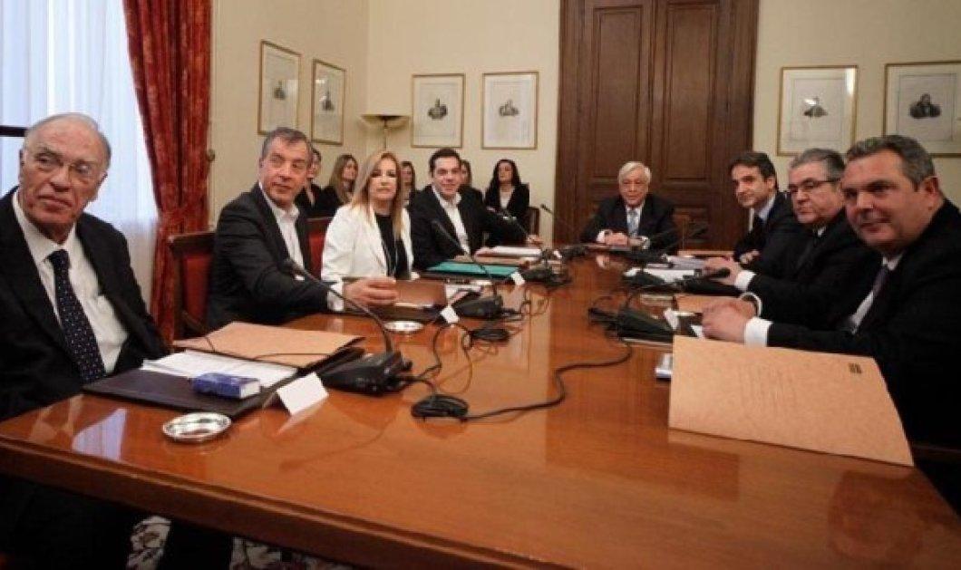 Οι Έλληνες πολιτικοί στο Fb: Πόσα like έχει ο Αλέξης, τι reactions ο Κυριάκος & τα posts του Σταύρου  - Κυρίως Φωτογραφία - Gallery - Video