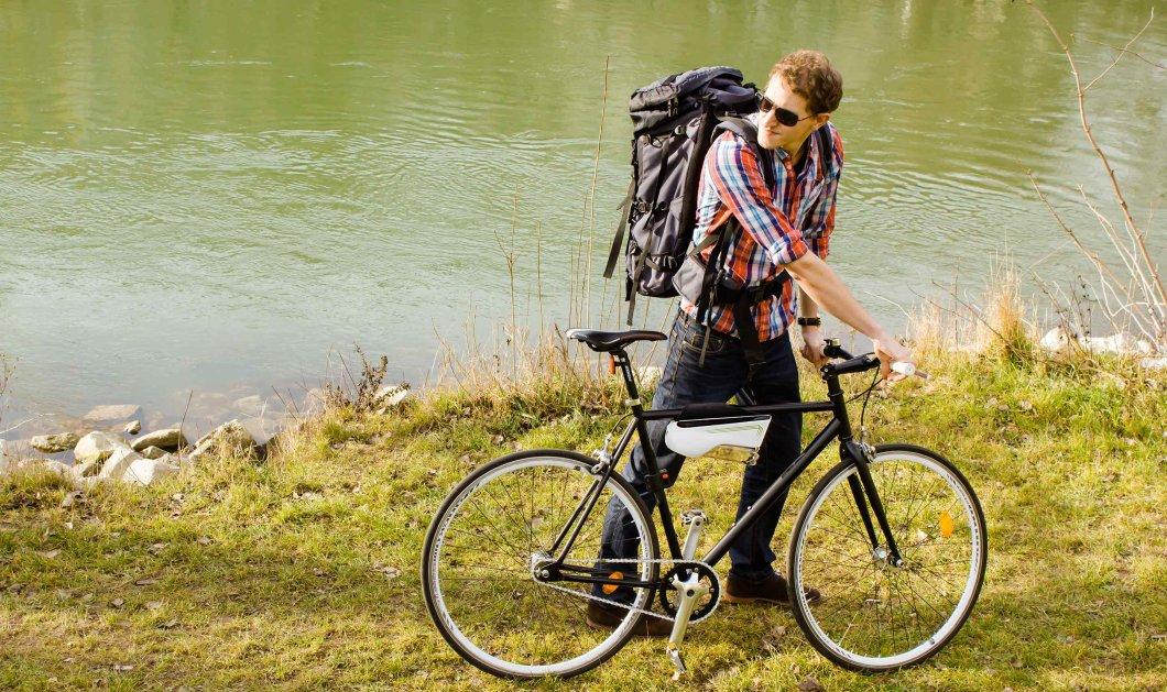 Το ποδήλατο βουνού είναι η καλύτερη άσκηση - Δες τα top tips για να χάσεις κιλά!  - Κυρίως Φωτογραφία - Gallery - Video