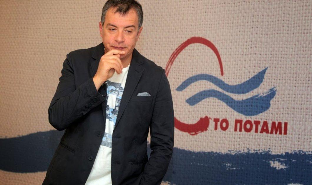 «Όχι» σε πρόωρες εκλογές, από τον Στ. Θεοδωράκη – Για κοινό μέτωπο με την Φ. Γεννηματα, συναντιούνται το απόγευμα - Κυρίως Φωτογραφία - Gallery - Video