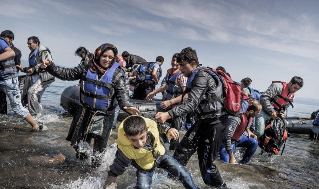 Εκταμιεύονται τα πρώτα 100 εκ. ευρώ από τις Βρυξέλλες για ανθρωπιστική βοήθεια στην Ελλάδα - Κυρίως Φωτογραφία - Gallery - Video