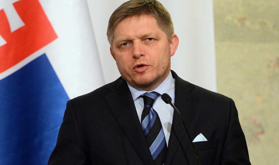 """""""Πληρωμένη"""" απάντηση της Ελλάδας στον Σλοβάκο πρωθυπουργό - «Στάζεις χολή και παραληρείς» - Κυρίως Φωτογραφία - Gallery - Video"""
