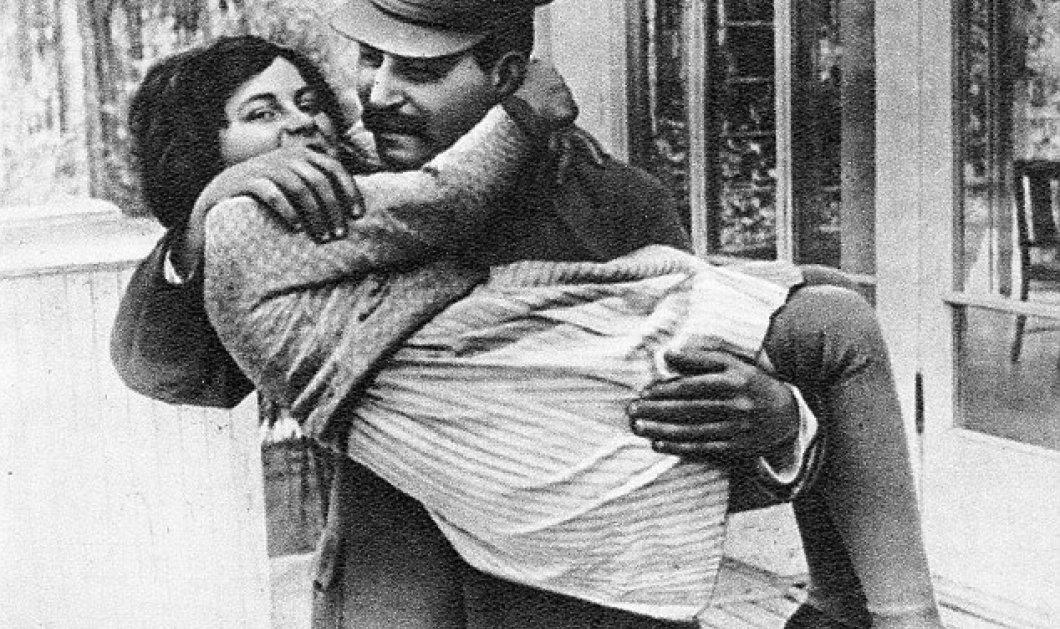 Η εγγονή του Στάλιν ζει στις ΗΠΑ & είναι ''ροκού'': Έχει μαλλιά μοϊκάνα, είναι γεμάτη τατουάζ & φωτογραφίζεται με όπλα - Κυρίως Φωτογραφία - Gallery - Video
