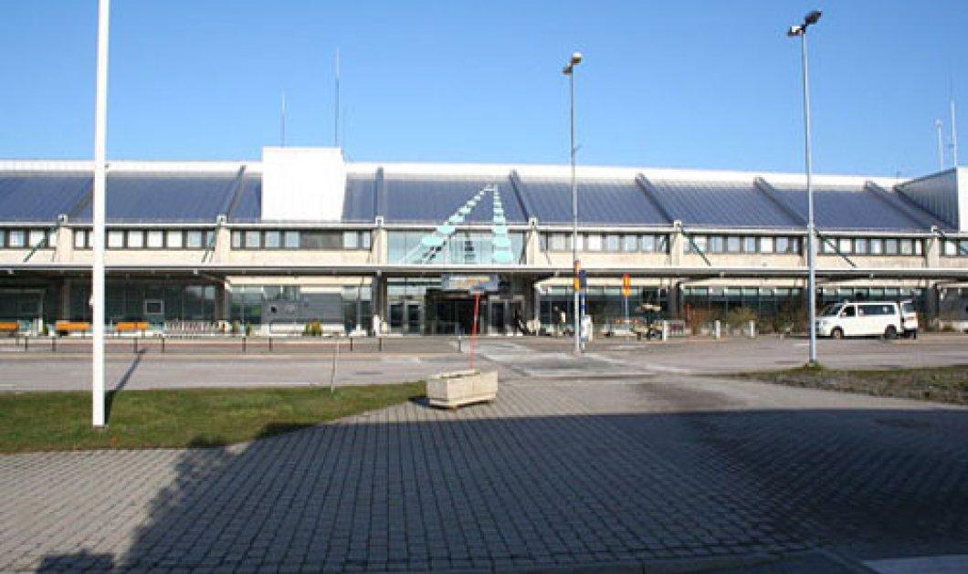 Συναγερμός στη Σουηδία: Εκκενώθηκε το αεροδρόμιο του Γκέτεμποργκ - Βρήκαν ύποπτα δέματα - Κυρίως Φωτογραφία - Gallery - Video
