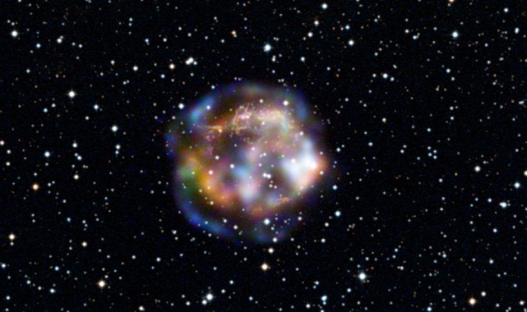 Εντυπωσιακό βίντεο: Η NASA κατέγραψε για πρώτη φορά έκρηξη άστρου - Κυρίως Φωτογραφία - Gallery - Video