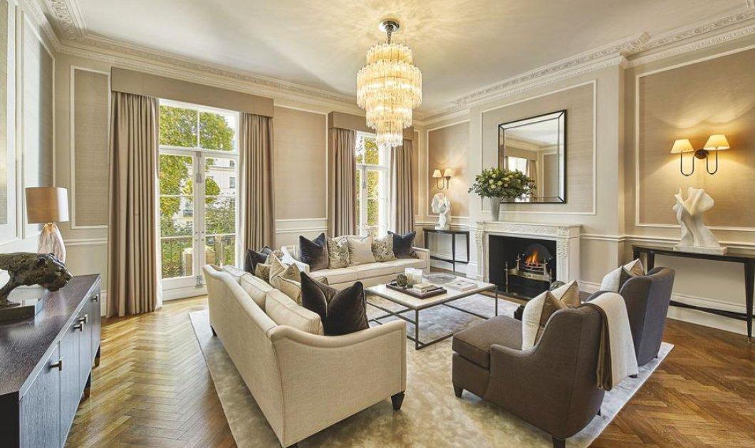 Πωλείται η πολυτελέστατη κατοικία της Μάργκαρετ Θάτσερ για 35 εκατ. λίρες  - Κυρίως Φωτογραφία - Gallery - Video