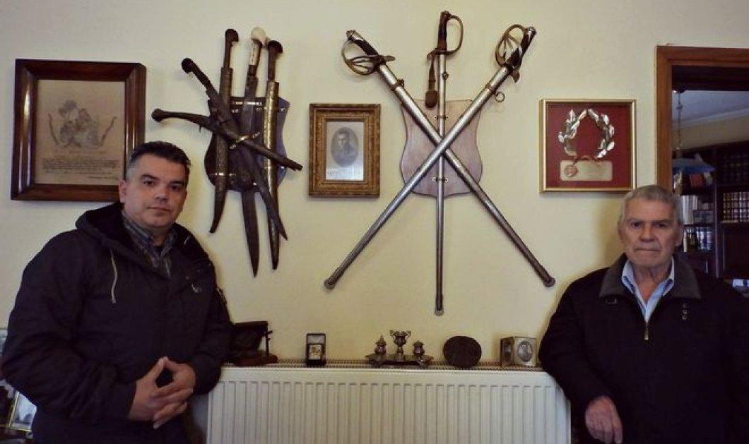 Τι λένε οι σημερινοί απόγονοι του Μάρκου Μπότσαρη & του Κίτσου Τζαβέλα - Με καταγωγή από το Σούλι και οι 2  - Κυρίως Φωτογραφία - Gallery - Video