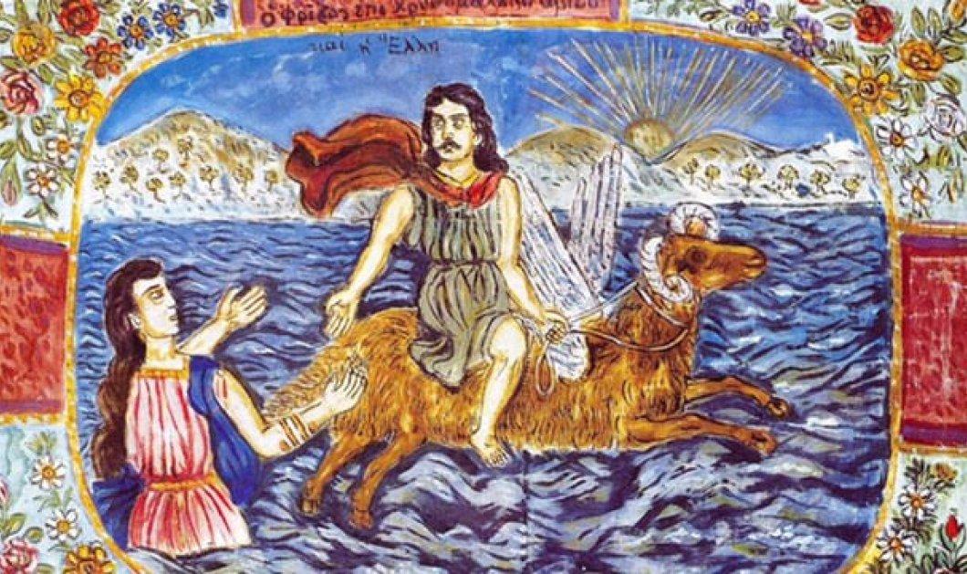 """Αφιέρωμα στο Θεόφιλο τον """"αμόρφωτο"""" λαϊκό ζωγράφο που ύμνησε την λαϊκή παράδοση - Ένας αληθινός πατριώτης   - Κυρίως Φωτογραφία - Gallery - Video"""