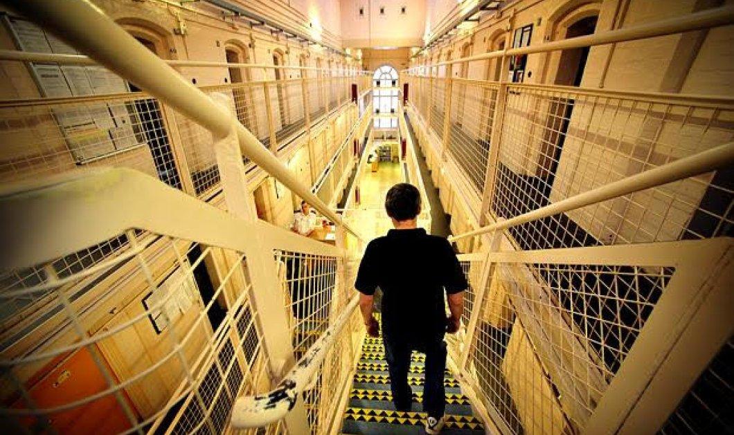 Κρατούμενος παρενόχλησε σεξουαλικά την 9χρονη κόρη του ενώ τον επισκεπτόταν στη φυλακή  - Κυρίως Φωτογραφία - Gallery - Video