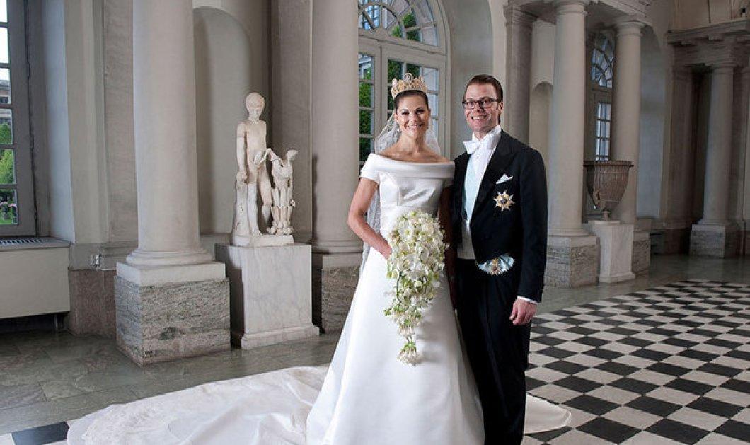 Οι τρυφερές αγκαλιές της διαδόχου του Σουηδικού θρόνου Victoria με το νεογέννητο μωράκι της, τον πρίγκιπα Όσκαρ - Κυρίως Φωτογραφία - Gallery - Video