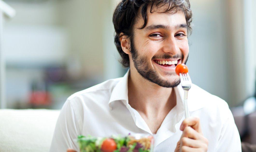 Ποια είναι η σωστή διατροφή που πρέπει να ακολουθεί κάθε άνδρας ανάλογα με την ηλικία του; - Κυρίως Φωτογραφία - Gallery - Video