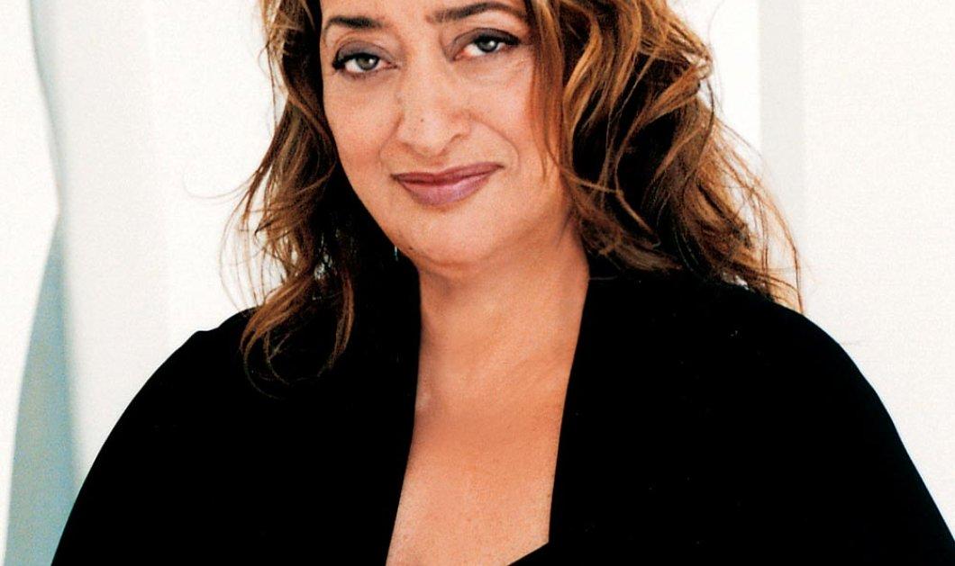 Πέθανε η Ζάχα Χαντίντ: Η μεγαλύτερη αρχιτέκτων του σύγχρονου κόσμου - Κυρίως Φωτογραφία - Gallery - Video