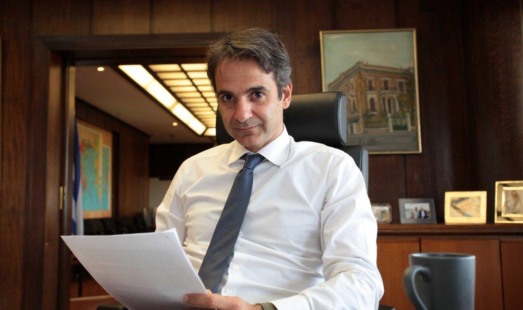 Μητσοτάκης: Ο Κατρούγκαλος άργησε αλλά το κατάλαβε για τις βουλευτικές συντάξεις - Κυρίως Φωτογραφία - Gallery - Video