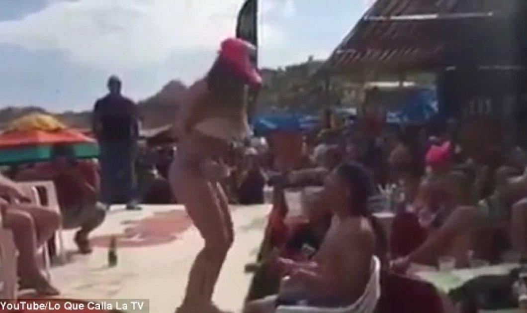 Βίντεο: Η 24χρονη δασκάλα χορεύει σέξι twerking, αλλά η διευθύντρια την βλέπει & την απολύει  - Κυρίως Φωτογραφία - Gallery - Video
