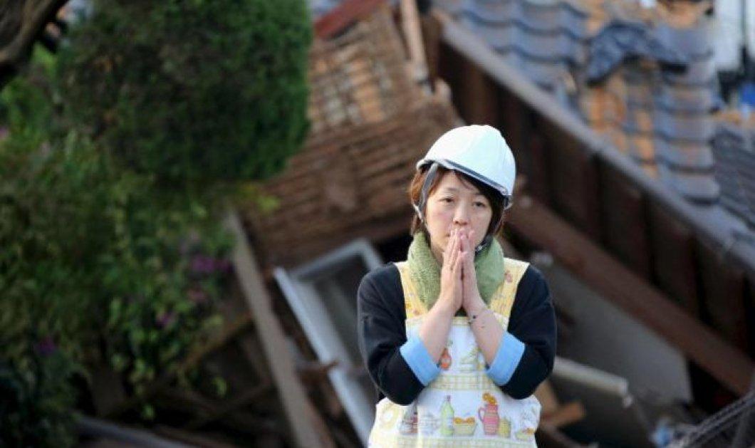 Συγκλονιστικές εικόνες καταστροφής από την Ιαπωνία μετά και τον δεύτερο σεισμό - Στους 39 οι νεκροί - Κυρίως Φωτογραφία - Gallery - Video